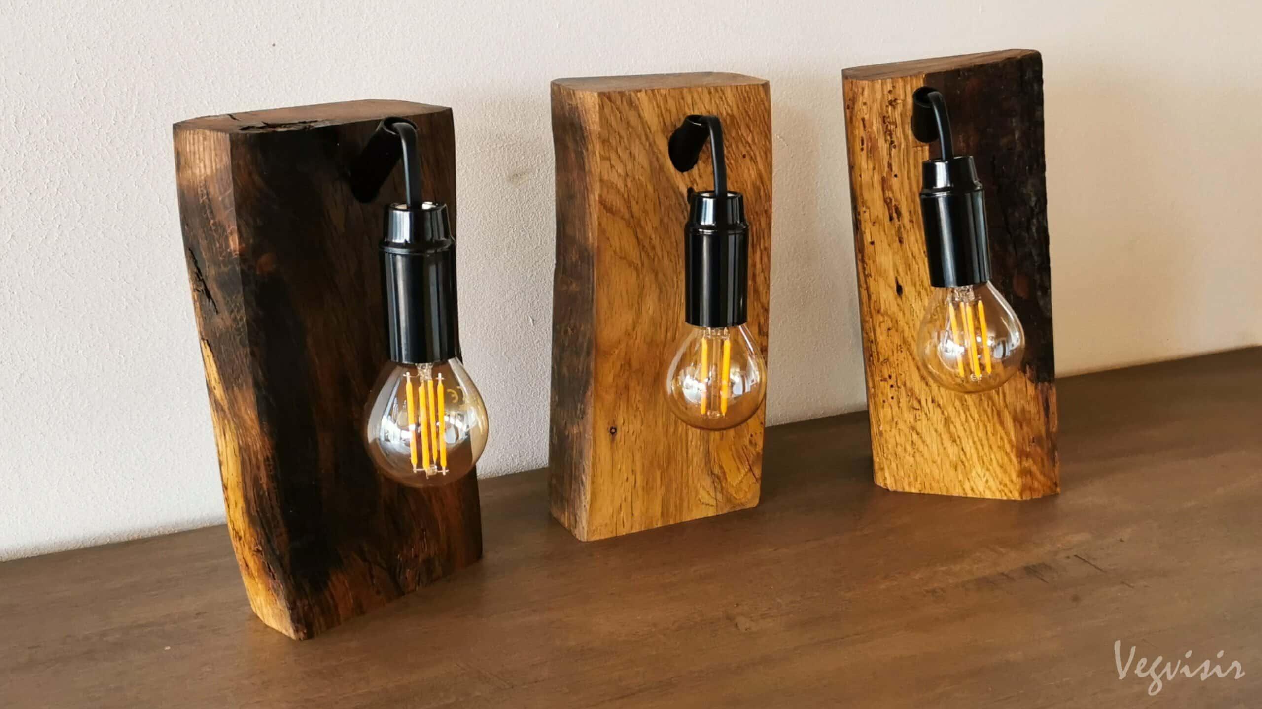 Lampe Oakshine
